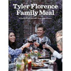 Alexia Fries + Tyler Florence Cookbook