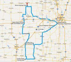 The Ultimate Kansas Waterfalls Road Trip
