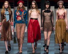 Milano Fashion week 2015: Gucci, collezione Autunno/Inverno 2015-16 , nuovo art director http://lifestylemadeinitaly.it/milano-fashion-week-2015-gu…/