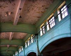 Urban decay photograph..