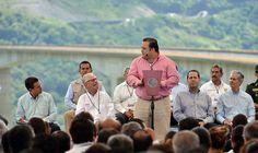La construcción de nuevas vías de comunicación es el componente más importante para promover el crecimiento económico equilibrado y eficiente del país, aseveró el gobernador Javier Duarte de Ochoa en la inauguración de la autopista México-Tuxpan.