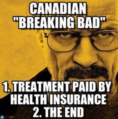 Canadian Breaking Bad