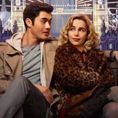 To celebrate the upcoming release of LAST CHRISTMAS, starring Emilia Clarke, Henry Golding, Michelle Yeoh and Emma Thompson, which comes to cinemas on November… Love Movie, Movie Tv, Last Christmas Movie, Christmas 2019, George Michael Songs, Cinema 21, Motion Poster, Michelle Yeoh, Emma Thompson