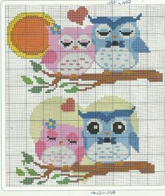 1 million+ Stunning Free Images to Use Anywhere Elephant Cross Stitch, Cross Stitch Owl, Butterfly Cross Stitch, Cross Stitch Charts, Cross Stitching, Cross Stitch Embroidery, Cross Stitch Patterns, Stitch Cartoon, Little Stitch