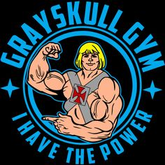 Grayskull Gym is a T Shirt designed by carloj1956 to illustrate your life and is available at Design By Humans