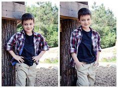 tips for posing children