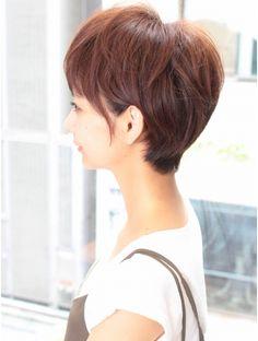 シェルハ(XELHA) XELHA『東省吾』の大人かわいいショートスタイル