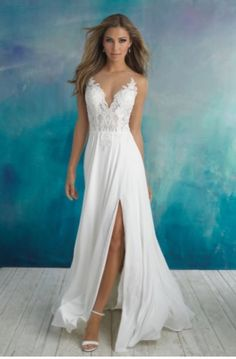 3e6e80c43d9 50 Best Allure Bridal Gowns images in 2019