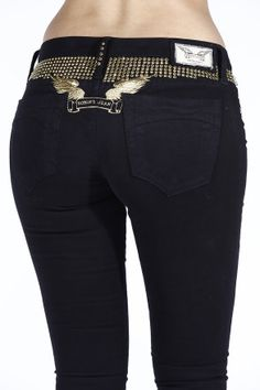 Robin's Jean Purple Night Fever Womens Jeans! Absolutely stunning ...