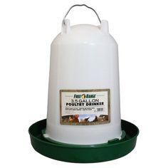 Harris Farms Pet 3.5 Gallon Plastic Poultry Water Fountain - 4221 - 2261-8052