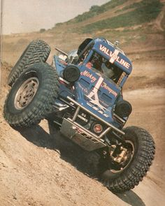 Mickey Thompson buggy.