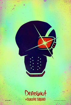 Foto de 'Escuadrón suicida' ('Suicide Squad'), primeros carteles (3/11)