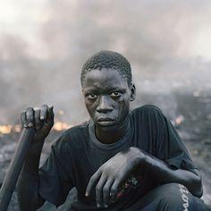 Pieter Hugo - O Olhar da Alma Africana