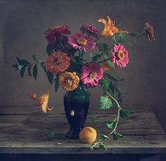 Flower Vase - Creative Still Life Photography