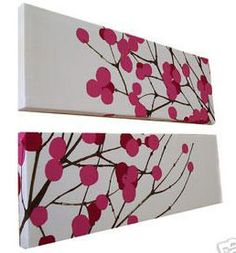 Marimekko Lumimarja wall hanging - DIY (?) wrap loose fabric on a foam board. Iwant to make ones for all holidays! new project