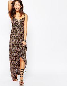 Image 1 - Only - Maxi robe à motif