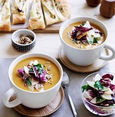 Spiced Pumpkin Soup recipe - Australian Gourmet Traveller