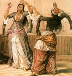 gypsy woman 18th century - Google Search