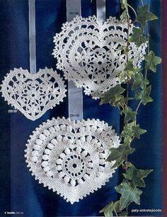 Crochet Knitting Handicraft: BURDA E 291