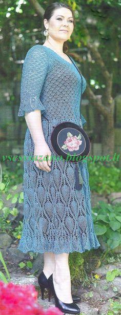 РАЗМЕР 44 (европейский) или 50 (российский).    Все любят великолепные кружевные платья и восхищаются красивыми фото в журналах мод. Но о...