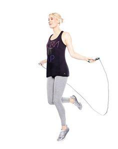 Corde a sauter : exercices