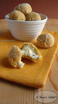 Polpette di formaggio