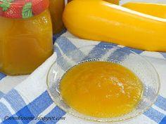 RECEPTY Z MOJEJ KUCHYNE A ZÁHRADY: Džem zo žltej cukety s citrónom