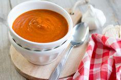 Tomaten Pompoen Soep