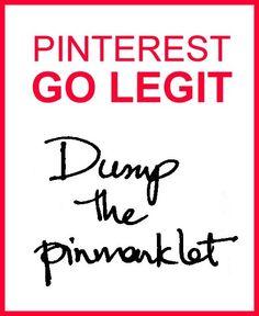 Dump the Pinmarklet by Los Amigos Del Fuego, via Flickr