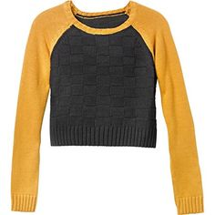 RVCA Women's Gwyn Sweater Small Black