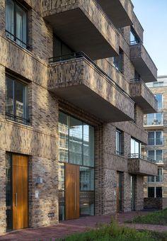 De Zeebonk op Zeeburgereiland – NwA architecten - alle projecten - projecten - de Architect