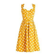 Partiss Damen Frauen Gelb Elegant 60er Vintage Polka Dot ... http://www.amazon.de/dp/B01E8IUXBK/ref=cm_sw_r_pi_dp_MCakxb0CMKYN2