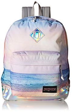 JanSport Super FX Backpack  1550cu in Multi Sunrise One Size ** Click on the image for additional details.(This is an Amazon affiliate link)