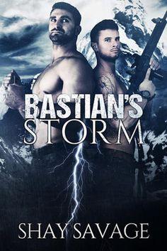 Bastian's Storm (Surviving Raine, #2)   June 2014