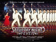 Saturday Night Fever (Fiebre del Sábado Noche en España y Fiebre del Sábado por la Noche en Hispanoamérica) es una película estadounidense ...