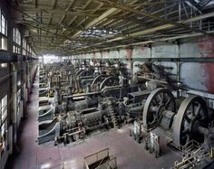 Bethlehem Steel. My dad would just cry, looking at this pic. I'm crying for him.