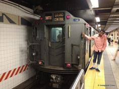 Vintage Train Ride on the S Line for Grand Central Parade of Trains   Untapped Cities