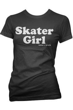 Women's Skater Girl T-Shirt