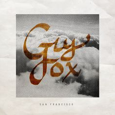 Our Love Affair with San Francisco, as Told by Local Band Guy Fox - Guy Fox, Ear Massage, Local Bands, Love Affair, Our Love, Make Me Smile, San Francisco, That's Entertainment, Entertaining