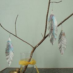 Map feathers make great decorations kids can make when learning about geography and more. Anyone can make these as Thanksgiving crafts for kids or as a cultural lesson.