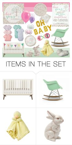 """""""Family Tree Baby Inspirations"""" by cyanskycelebrations ❤ liked on Polyvore featuring art"""