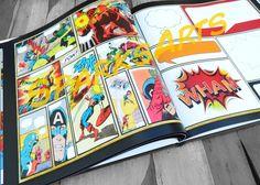 Wedding Printable Custom Guest Book SUPERHERO WEDDING Wolverine, Thor, Green Lantern, Spiderman Blank Talk Bubbles  for Guests by Studio333Designs on Etsy https://www.etsy.com/listing/190779703/wedding-printable-custom-guest-book