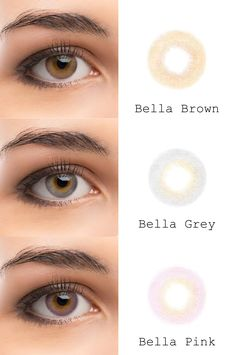 1de65315bfc Bella. Eye Lens ColourColor ...