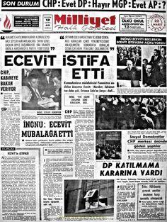Milliyet gazetesi 22 mart 1971