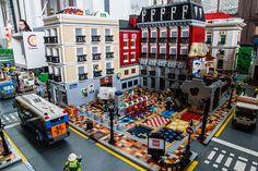 Madrid en Lego (Fnac de Callao)