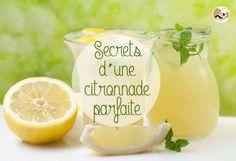 Rien n'est plus rafraîchissant qu'un verre de citronnade frais après une journée d'été. Bien sûr, il y a ces sirop de citron qu'on trouve dans le commerce, mais si vous voulez éviter les conservateurs et exhausteurs de goût, alors il n'y a rien de plus...