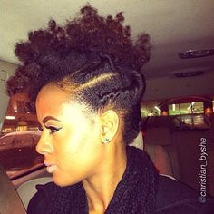 Super Black Women Natural Hairstyles Flat Twist And Flats On Pinterest Short Hairstyles Gunalazisus