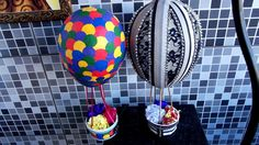 DIY - Balão decorativo ou porta anéis