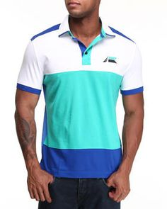 Buy Mercerized Colorblock Polo Men's Shirts from Nautica. Find Nautica fashions & more at DrJays.com