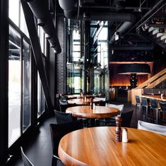 Olson Kundig Architects | design Kirsten R. Murray |  JOEY Yorkdale, Toronto, Ontario